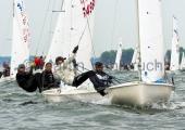 Young Europeans Sailing Kiel 2014 - 420 Class 4
