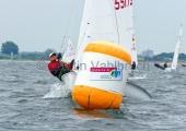 Young Europeans Sailing Kiel 2014 - 420 Class 1