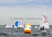 Young Europeans Sailing Kiel 2014 - 420 Class 8