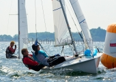 Young Europeans Sailing Kiel 2014 - 470 Class 1