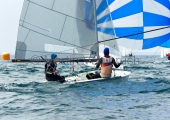 Young Europeans Sailing Kiel 2014 - 470 Class 4