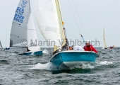 Young Europeans Sailing Kiel 2014 - 505 Class 3