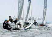 Young Europeans Sailing Kiel 2014 - 505 Class 5