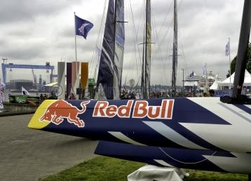 Red Bull Foiling Generation Kiel 2016 - 1