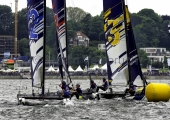 Red Bull Foiling Generation Kiel 2016 - 10
