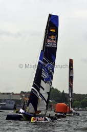 Red Bull Foiling Generation Kiel 2016 - 15