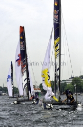 Red Bull Foiling Generation Kiel 2016 - 28