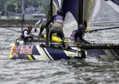 Red Bull Foiling Generation Kiel 2016 - 34