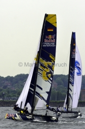 Red Bull Foiling Generation Kiel 2016 - 36