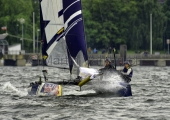 Red Bull Foiling Generation Kiel 2016 - 43