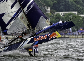 Red Bull Foiling Generation Kiel 2016 - 37