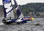 Red Bull Foiling Generation Kiel 2016 - 46
