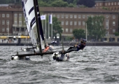 Red Bull Foiling Generation Kiel 2016 - 48