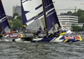 Red Bull Foiling Generation Kiel 2016 - 55