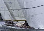 Rendezvous der Klassiker - Kieler Woche 2015 - Blue Marlin und Anitra 1