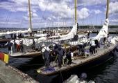 Rendezvous der Klassiker - Kieler Woche 2015 - Blue Marlin - Anitra
