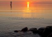 Sonnenaufgang an der Ostsee bei Schleimünde 4