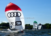 Segel-Bundesliga Kiel 2015 - Münchner Yacht-Club 3