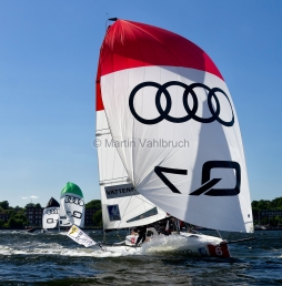 Segel-Bundesliga Kiel 2015 - Münchner Yacht-Club 4
