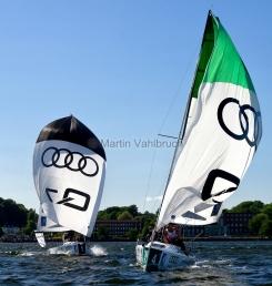 Segel-Bundesliga Kiel 2015 - Kieler Yacht-Club und Bodensee-Yacht-Club Überlingen