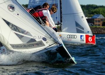 Segel-Bundesliga Kiel 2015 - Düsseldorfer Yachtclub 1