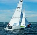 Kieler Woche 2012  Starboot - Christian Müllejans SvWu & Karsten Morf CKA und Jochen Diercks & Herbert Braasch, NRV