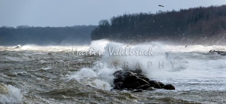 Sturm an der Ostsee 30