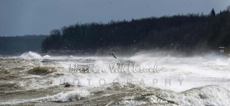 Sturm an der Ostsee 21
