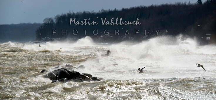 Sturm an der Ostsee 24