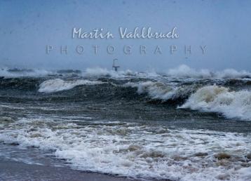 Sturm an der Ostsee 12