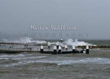 Sturm an der Ostsee 16