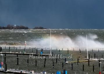 Sturm an der Ostsee 28