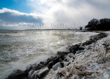 Sturm an der Ostsee 17