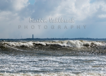 Sturm an der Ostsee 11