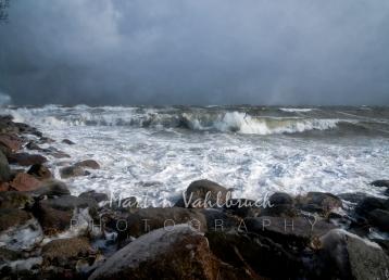 Sturm an der Ostsee 7