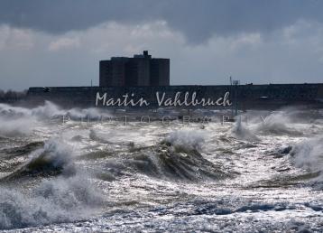 Sturm an der Ostsee 4
