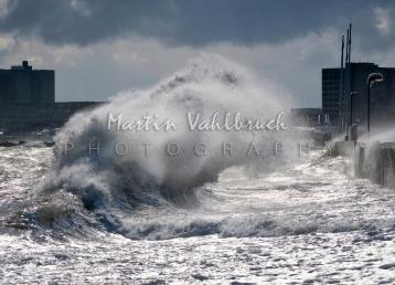 Sturm an der Ostsee 25