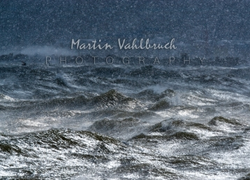 Sturm an der Ostsee 5
