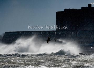 Sturm an der Ostsee 3