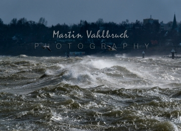 Sturm an der Ostsee 15