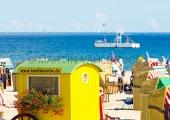 Travemünde - Strandkorbvermietung