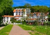 Usedom - Kölpinsee - Strandhotel Seerose