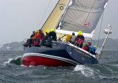 Kieler Woche 2014 - Welcome Race - The Big Easy III