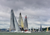 Kieler Woche 2014 - Welcome Race - Classix - One4all - Platoon