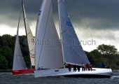 Kieler Woche 2014 - Welcome Race - Desna und Haspa