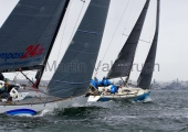 Kieler Woche 2014 - Welcome Race - El Pocko und Toesen