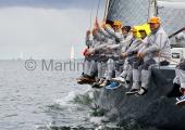 Kieler Woche 2014 - Welcome Race - Ember Sea Crew 2