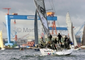 Kieler Woche 2014 - Welcome Race - One4all