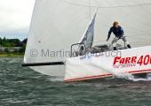 Kieler Woche 2014 - Welcome Race - Farr 400 1
