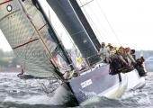 Kieler Woche 2014 - Welcome Race - Leu vor El Pocko